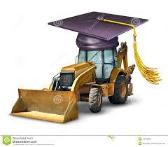 Construction apprenticeship beats a university degree.